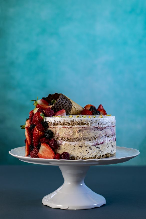 Cake Photography for Delicia by Media Tag